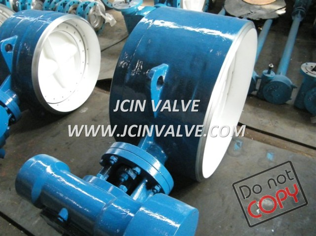 BW Type butterfly valve